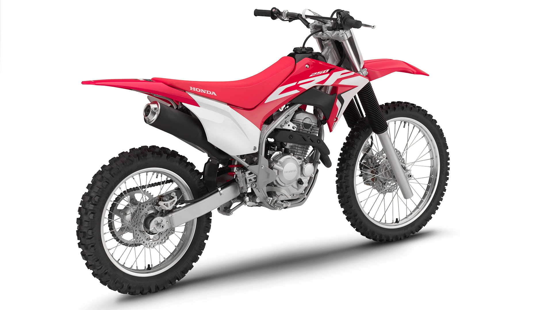 CRF250F > Dominate on every trail