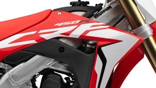 CRF450R > The Canadian Championship Motocrosser